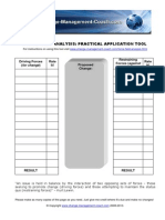 Force Field Analysis App