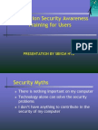 Is Security Users-SBIICM