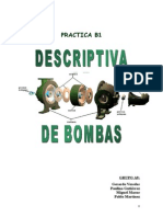 Descriptiva de Bombas