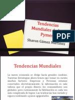 Tendencias Mundiales de Las Pymes