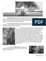 The Best of Me.docx