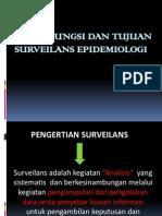 PERAN SURVEILANS