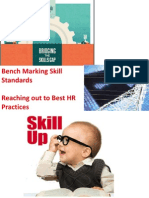 Bench Marking Skill Standards