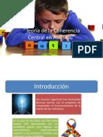 Teoría de La Coherencia Central en Autismo