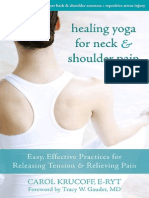 Healing Yoga for Neck and Shoulder Pain