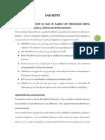 Caso Práctico 6P. Proceso de Intervención en Caso de Alumno Con Discapacidad Mental (10 Años)