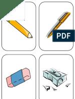Classroom Flashcards