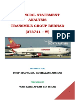 Transmile Group Assignment - Project Paper Sample