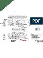 Beretta 38A 38-44 Smg Receiver Blueprint