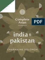 The Complete Asian Cookbook - India & Pakistan - Charmaine Solomon