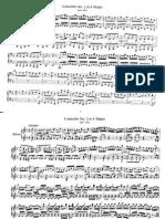 Bach - Brandenburg Concerto No.2 in F Major BWV.1047 (Piano 4 Hands)