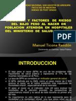 3. Tesis - Bajo Peso Al Nacer_dr. Ticona