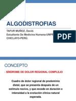 ALGODISTROFIAS