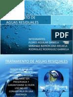 Tratamiento de Aguas Residuales(Presentacion)
