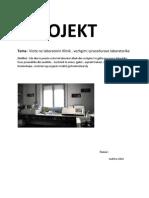 Vizite ne Laborator , analizat dhe procedurat laboratorike