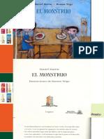 El Monstruo (Libro Album)