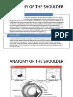 Anatomy of the Shoulder Koran