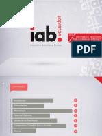 Informe IAB Ecuador