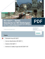 SIEMENS_Standards for MV-Switchgear IEC 62271-100.pdf