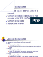 Consent Compliance
