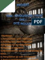 Revolucioni i pare dhe i dyte industrial
