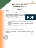 2014 1 Pedagogia 5 Fund Metodologia Historia Geografia