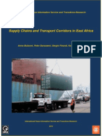 Supply Chains and Transport Corridors in East Africa