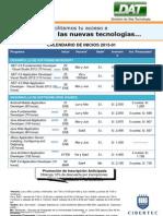Calendario Dat 2013-01