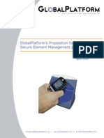 GlobalPlatform NFC Mobile White Paper
