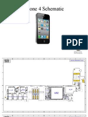 iPhone 4 Schematic Full | Computing | TechnologyScribd