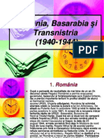 România, Basarabia și Transnistria.ppt