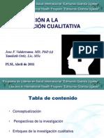 Metodologia Cualitativa JFValderrama Yortiz Abril2011-1