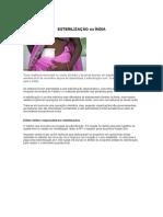 Esterilização Laparoscópica Na Índia