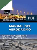 Manual Del Aerodromo Del Aeropuerto Internacional Jorge Chavez Lap