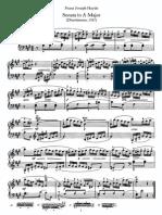 IMSLP00126-Haydn - Piano Sonata No 12 in A