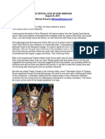 The Crystal Cave of Guru Rinpoche
