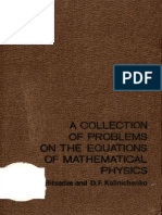 A.v. Bitsadze, D.F. Kalinichenko a Collection of Problems on the Equations of Mathematical Physics 0