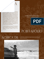 Portafolio José Sánchez