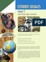 90088138 Unidad II Estudio Sociales Noveno Grado