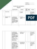 Planificare Istorie Clasa 12 - 3 Ore