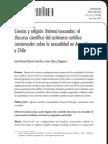 José Manuel Morán Faúndes e Juan Marco Vaggione - Ciencia y religión (hétero)sexuadas; el discurso científico del activismo católico conservador sobre la sexualidad en Argentina y Chile