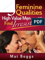 5 Feminine Qualities Book