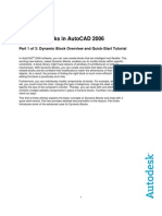 AutoCAD 2006 Dynamic Blocks Part 1 White Paper