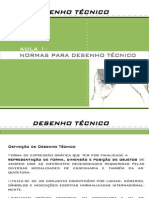 Introdução e Normas - Desenho Técnico