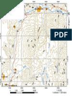 Mapa Ubicación Local Volcan Tungurahua