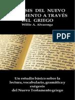 Exegesis Del Nuevo Testamento Griego Por Willie a Digital