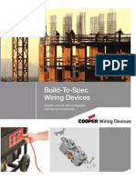 Build-To-Spec Wiring Devices