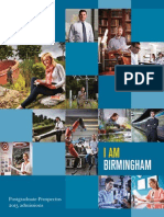 Postgraduate Prospectus for 2014 Entry