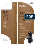 Manual Flex - (Green) Electrolux