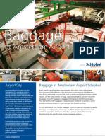Baggage at Schiphol ENG